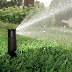 image of sprinkler