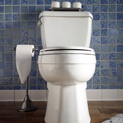 image of toilet