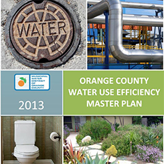 WUE Master Plan Cover image