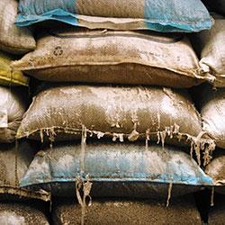 sand bag image