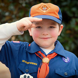 Boys Scouts Soil & Water Conservation Merit Badge